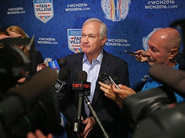 NHL's offer of Olympic participation has been Rejected