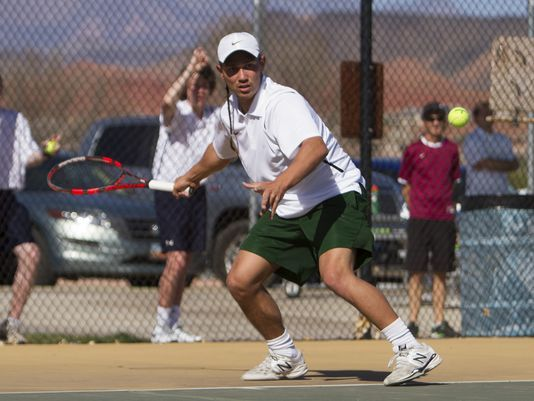Canyon gear up for state tennis run