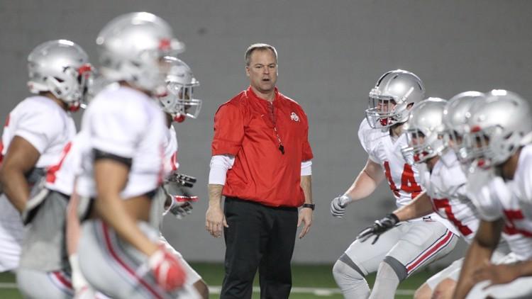 Unfazed by Ohio State Linebackers Coach Bill Davis