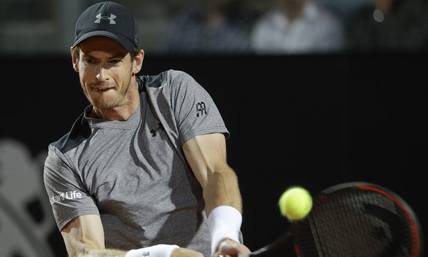 Murray admits to 'not playing good tennis'