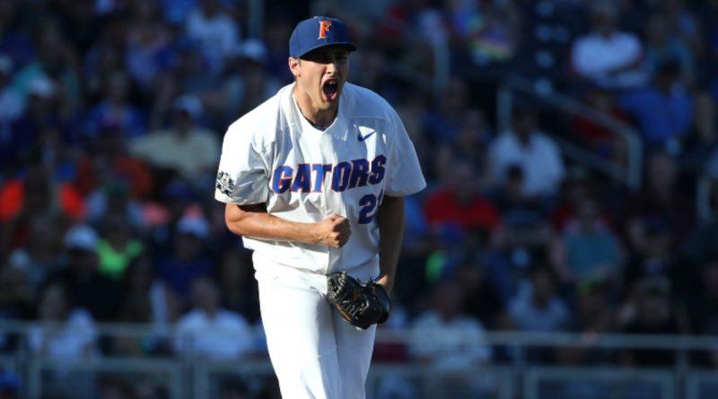 Florida Gators Blank TCU In College World Series