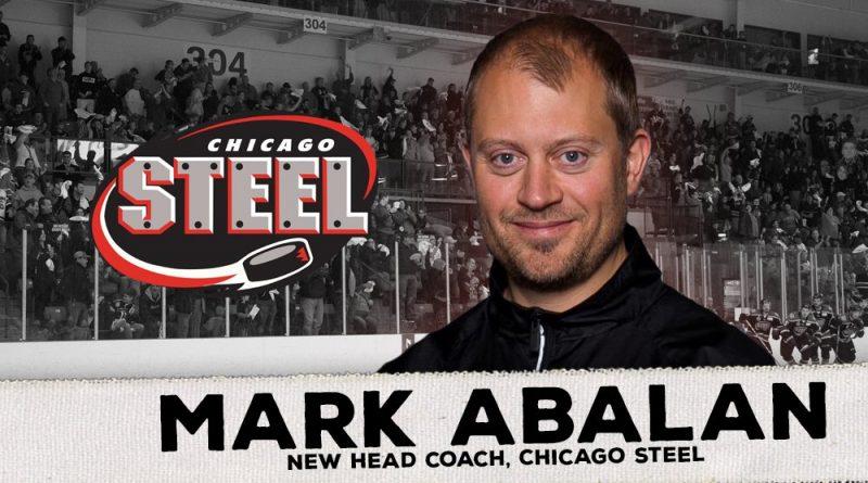 Msrk Abalan named Steel's head coach