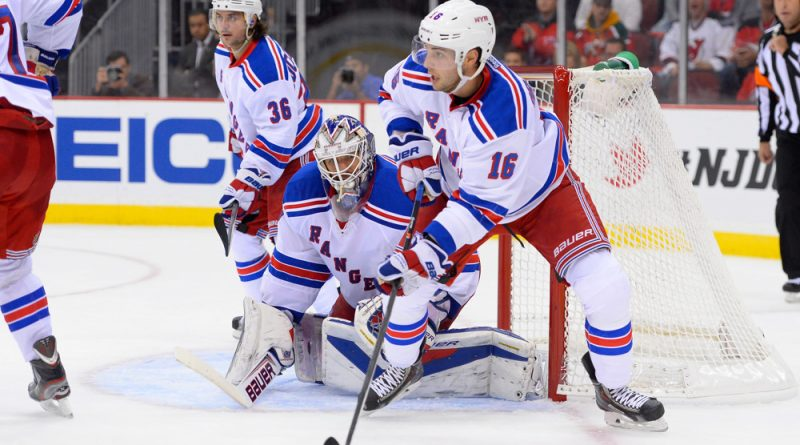 Rangers believe they be there for the Stanley Cup