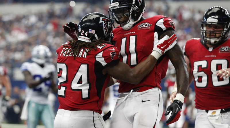 Veteran QBs will lead the way for Falcons