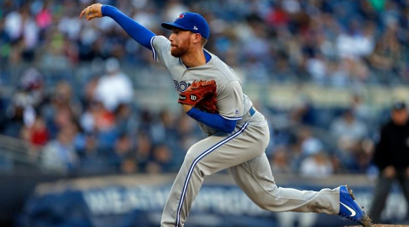 Fueling he Fire for Blue Jays' Marcus Stroman