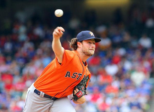 Gerrit Cole Is Delivering With The Astros
