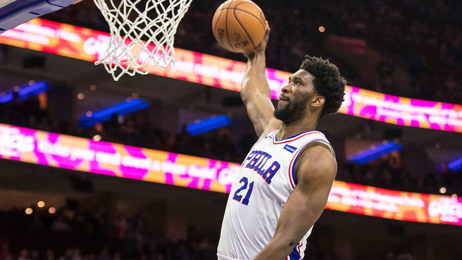 Joel Embiid Has Improved Greatly In A Short Amount Of Time