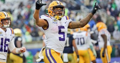 Was Derrius Guice Asked Invasive Questions