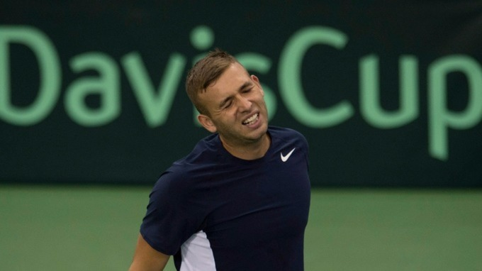 British Tennis Player Dan Evans Will Return To Glasgo